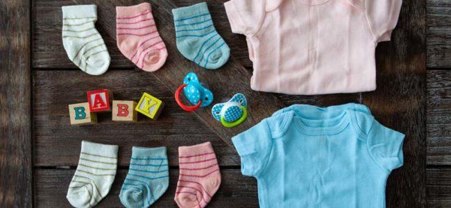 alegere haine bebelus