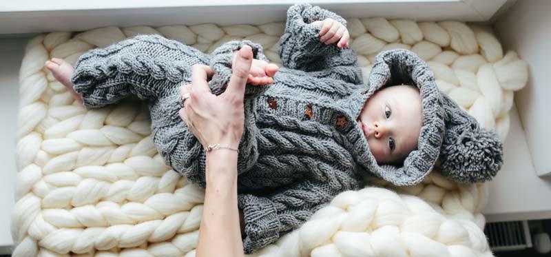 haine bebelus groase